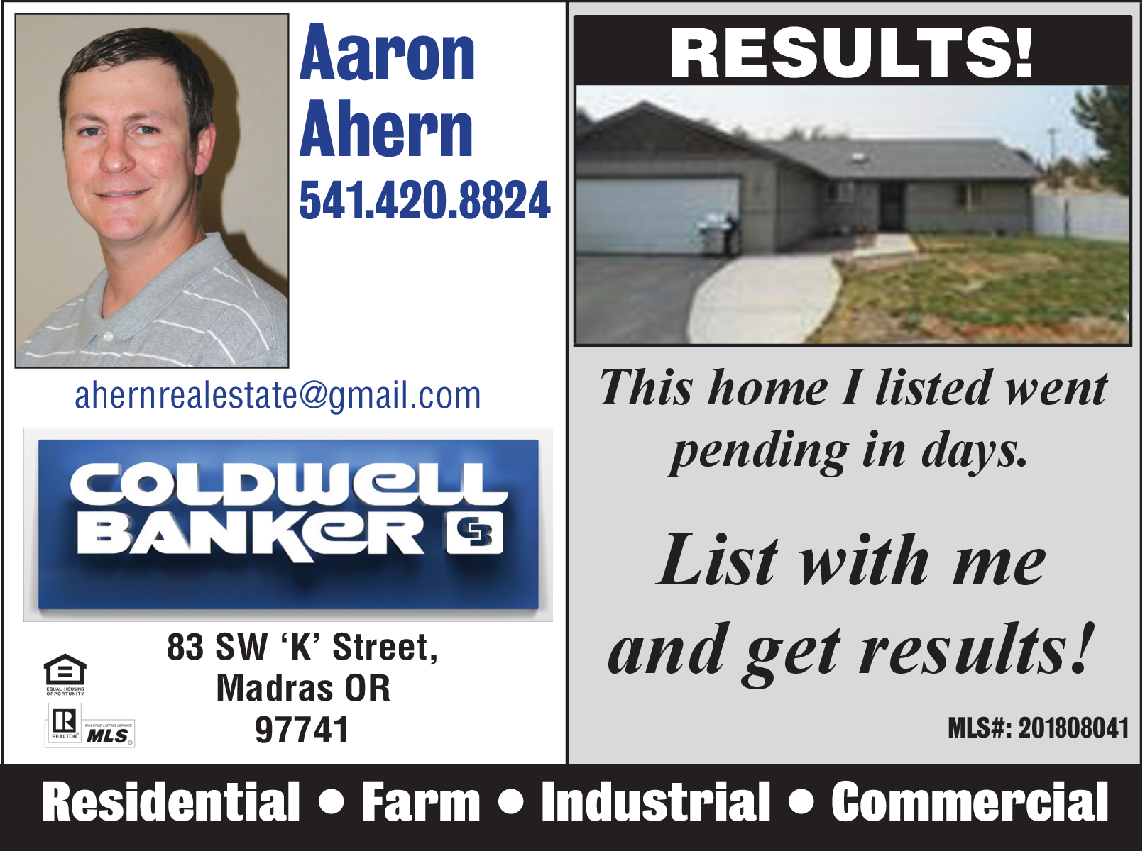 Best Real Estate Agent Available in Madras, OR, Real Estate Agents
